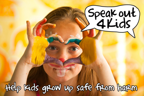 SpeakOut4Kids HeartGirl