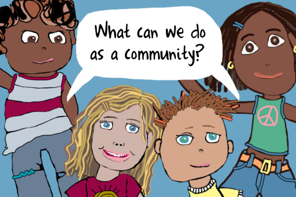 What Children Need - our help to Speak Out