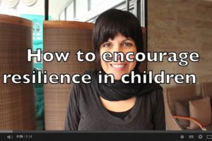 Building Children's Resilience video
